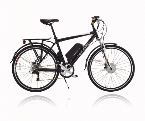 Cyclotricity Revolver Hybrid Electric Bike