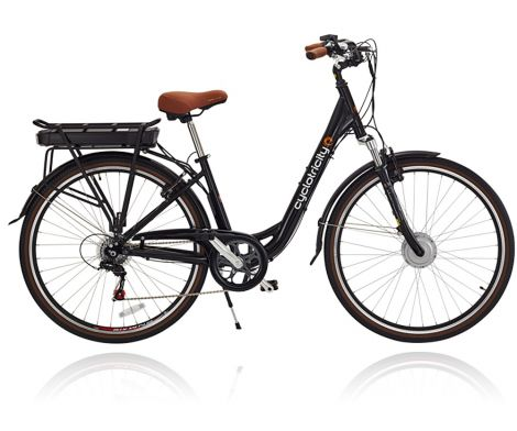 Cyclotricity Sahara 250W Electric Bike